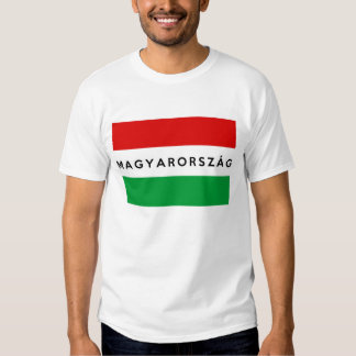hungary flag country magyarorszag text name tees