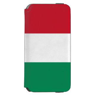 Hungary Flag Incipio Watson™ iPhone 6 Wallet Case