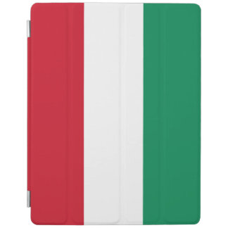 Hungary Flag iPad Cover