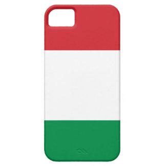 Hungary Flag iPhone 5 Case