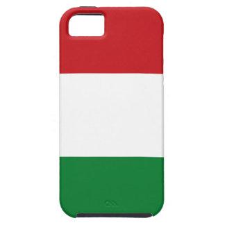 Hungary flag iPhone 5 covers