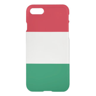 Hungary Flag iPhone 7 Case