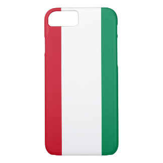 Hungary Flag iPhone 8/7 Case