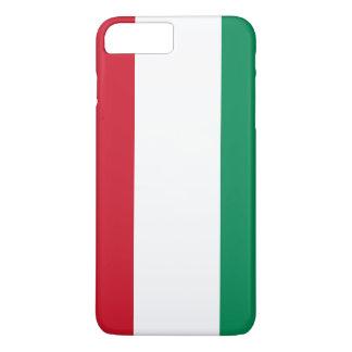 Hungary Flag iPhone 8 Plus/7 Plus Case