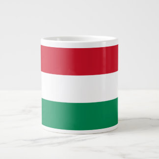 Hungary Flag Large Coffee Mug