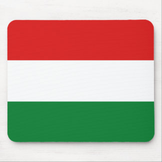 Hungary Flag Mousepad