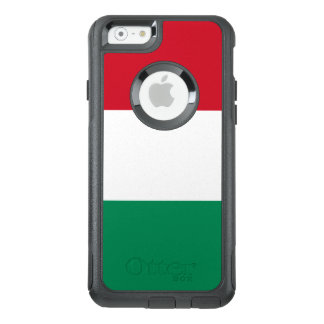 Hungary Flag OtterBox iPhone 6/6s Case