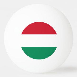 Hungary Flag Ping-Pong Ball