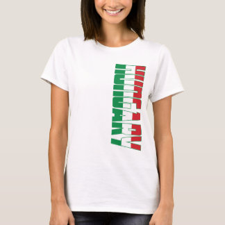 Hungary Flag T-Shirt