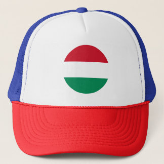 Hungary Flag Trucker Hat