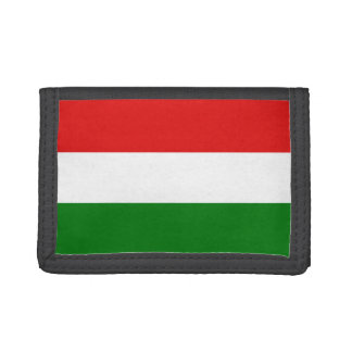 Hungary Flag Wallet