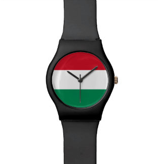 Hungary Flag Watch