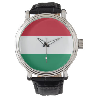 Hungary Flag Watch