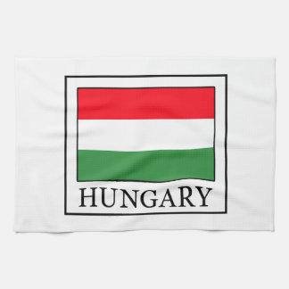 Hungary Hand Towel