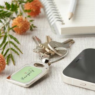 Hungary Heart Keyring, Hungarian Keychain