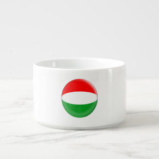 Hungary Hungarian Flag Bowl