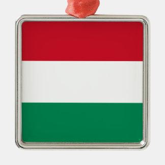 Hungary – Hungarian National Flag Metal Ornament