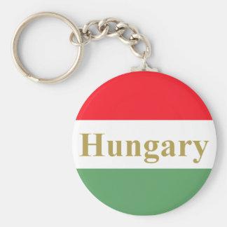 Hungary Keychain
