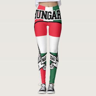 Hungary Leggings