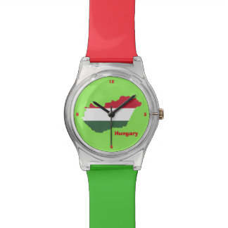 Hungary One-of-a-Kind Wristwatch