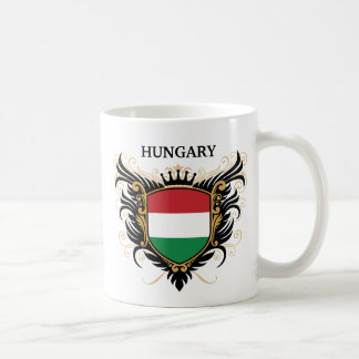 Hungary [personalize] coffee mug