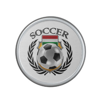 Hungary Soccer 2016 Fan Gear Bluetooth Speaker