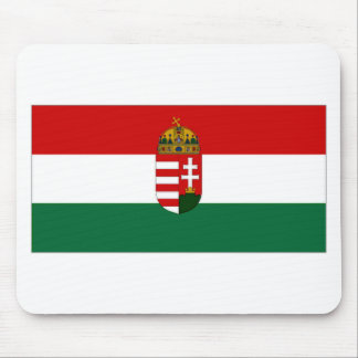Hungary State Flag Mouse Pad
