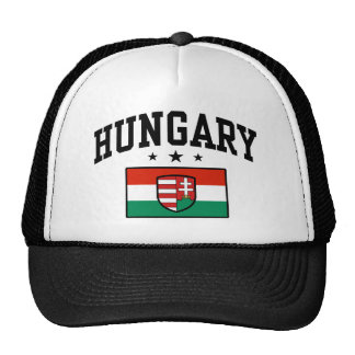 Hungary Trucker Hat
