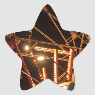 Hungerford Extravaganza Star Sticker
