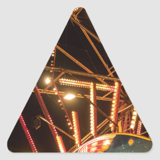 Hungerford Extravaganza Triangle Sticker