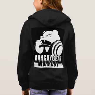 Hungry Bear Hoodie
