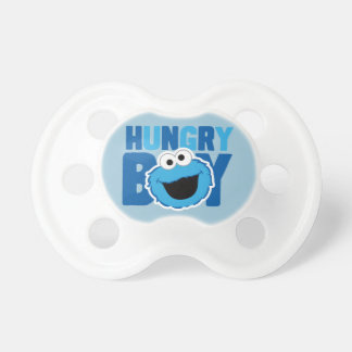 Hungry Cookie Monster Pacifier