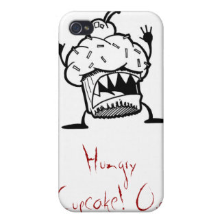 Hungry Cupcake iPhone 4 Covers