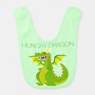 Hungry Dragon Bib
