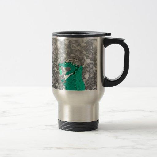 Hungry Dragon Mugs
