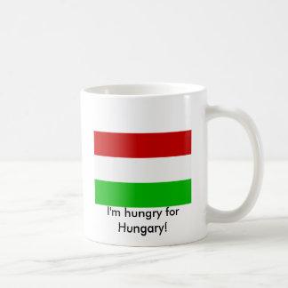 """""""Hungry for Hungary"""" Mug"""
