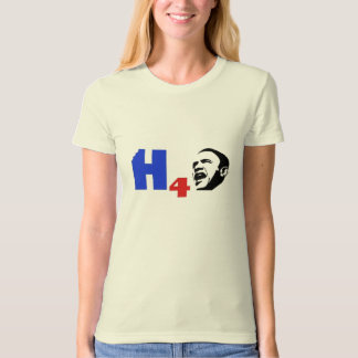 Hungry for Obama (American Apparel for ladies) T-Shirt