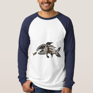hungry for the happy fish T-Shirt