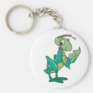 Hungry Grasshopper Keychain