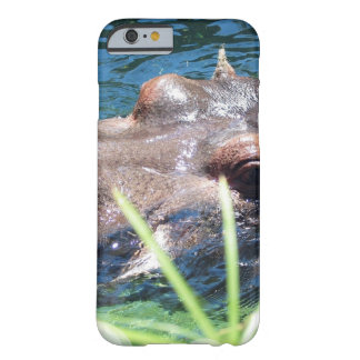 Hungry Hippo Barely There iPhone 6 Case