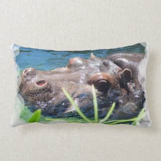 Hungry Hippo Pillow
