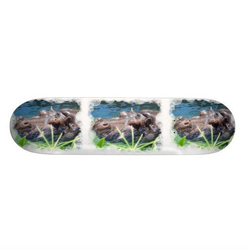 Hungry Hippo Skateboard