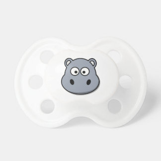 Hungry Hungry Hippo Pacifier