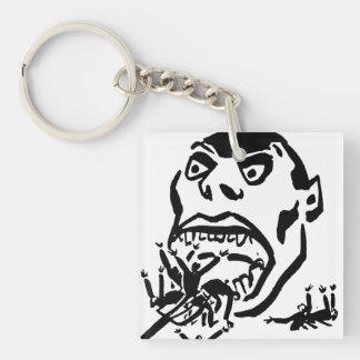 Hungry Man / Moloch a Faim Acrylic Keychain