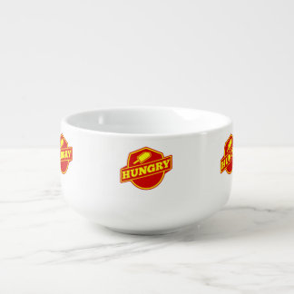 Hungry Soup Mug