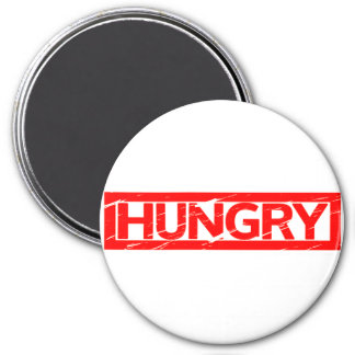 Hungry Stamp Magnet
