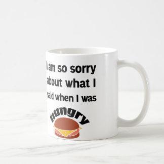 Hungry Talk Coffee Mug