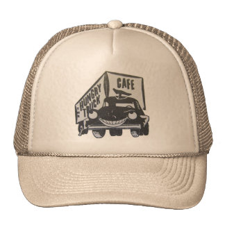 Hungry Truck Cafe Trucker Hat