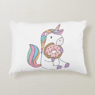Hungry Unicorns Decorative Pillow
