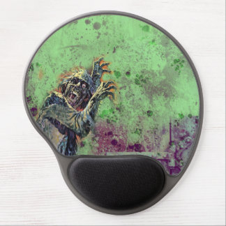 Hungry Zombie Gel Mouse Pad